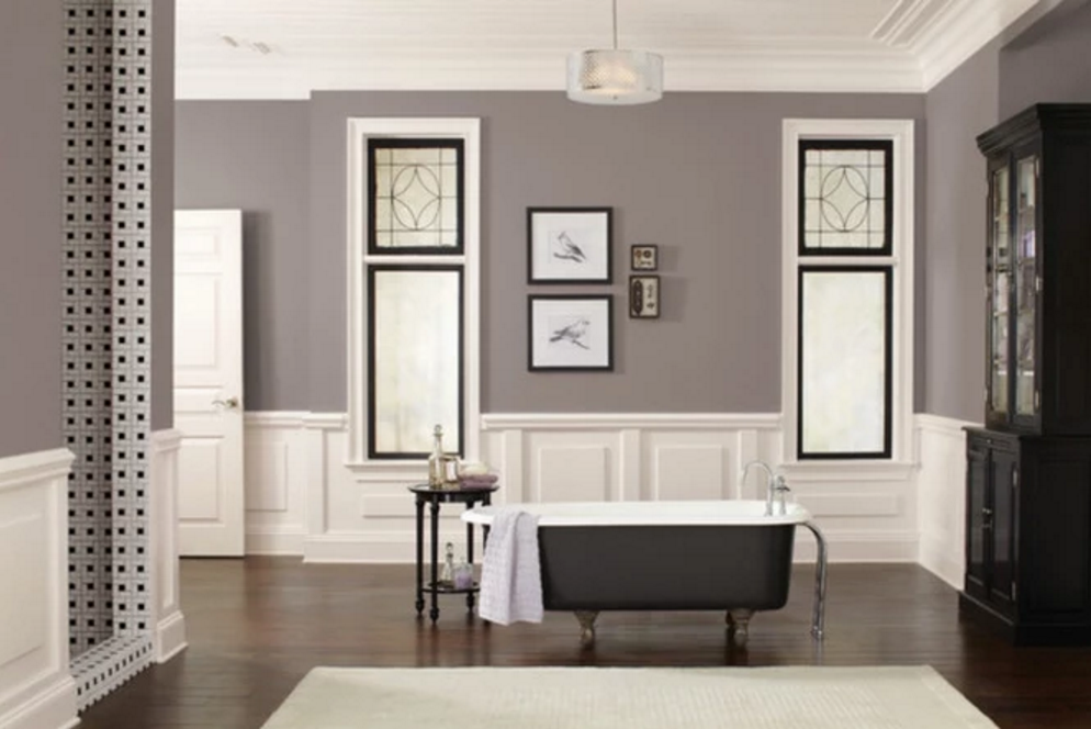 poised toupe paint by sherwin-williams