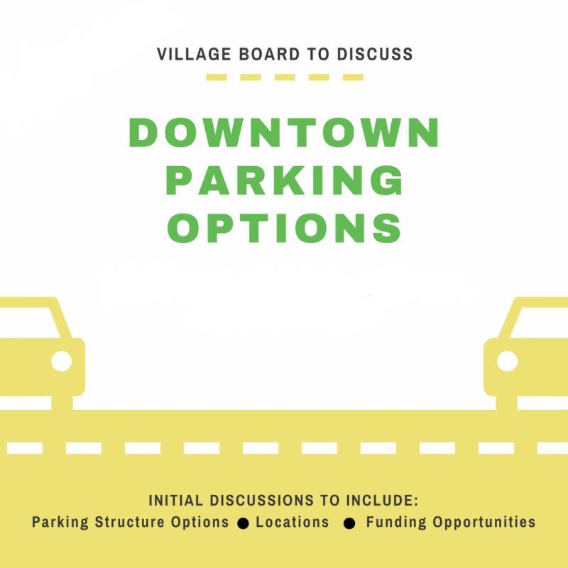 downtown parking options glen ellyn