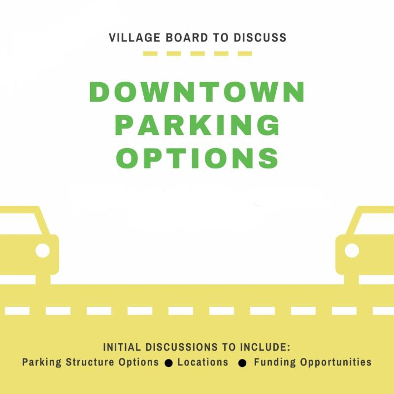 downtown parking options glen ellyn