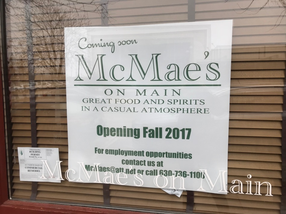 mcmae's on main glen ellyn