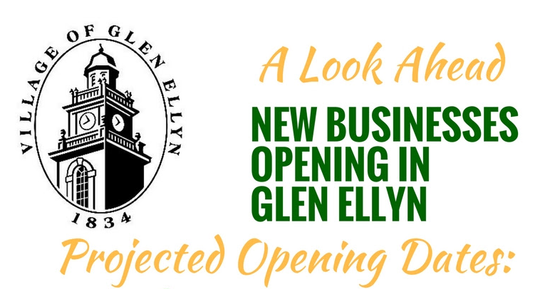 new businesses opening in glen ellyn 2018