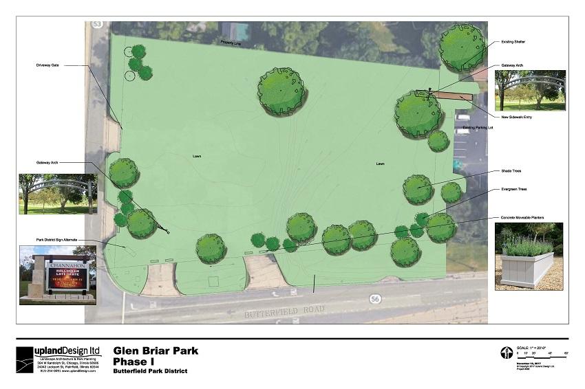 Glenbriar Park Phase 1